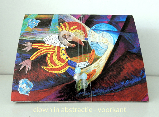 18aaa. clowns in abstractie